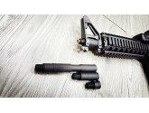 Angry Gun Milspec Outer Barrel set for Marui M4 GBB MWS