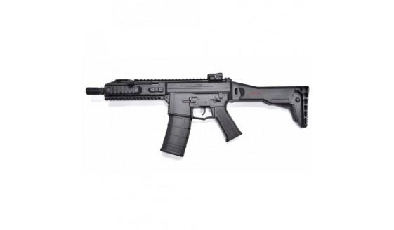 GHK G5 Gas Blowback Rifle Black