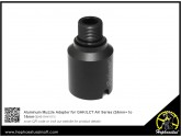 Hephaestus Aluminium Silencer Adaptor for GHK/LCT AK Series