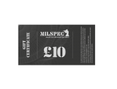 Milspec £10 Gift Voucher