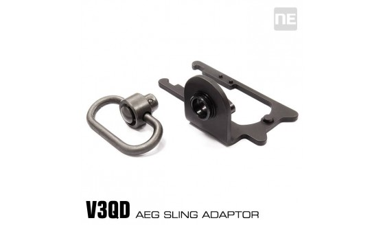 Northeast Airsoft LCT/E&L AK AEG V3 QD Sling Adaptor