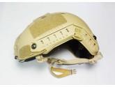 Nuprol Fast Railed Helmet Tan