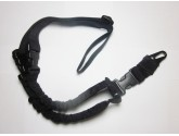 Nuprol One Point Bungee Sling Black
