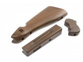 RA-TECH WE Thompson M1A1 Wood Stock Kit
