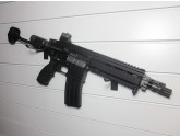 WE HK416C (888C) Gas Blowback Rifle