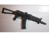 WE AK74UN Gas Blowback Rifle