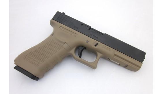 WE Glock 17 GEN4 Desert Tan Edition