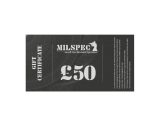 Milspec £50 Gift Voucher