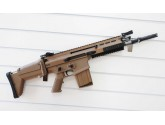 WE SCAR H MK17 Open Bolt TAN