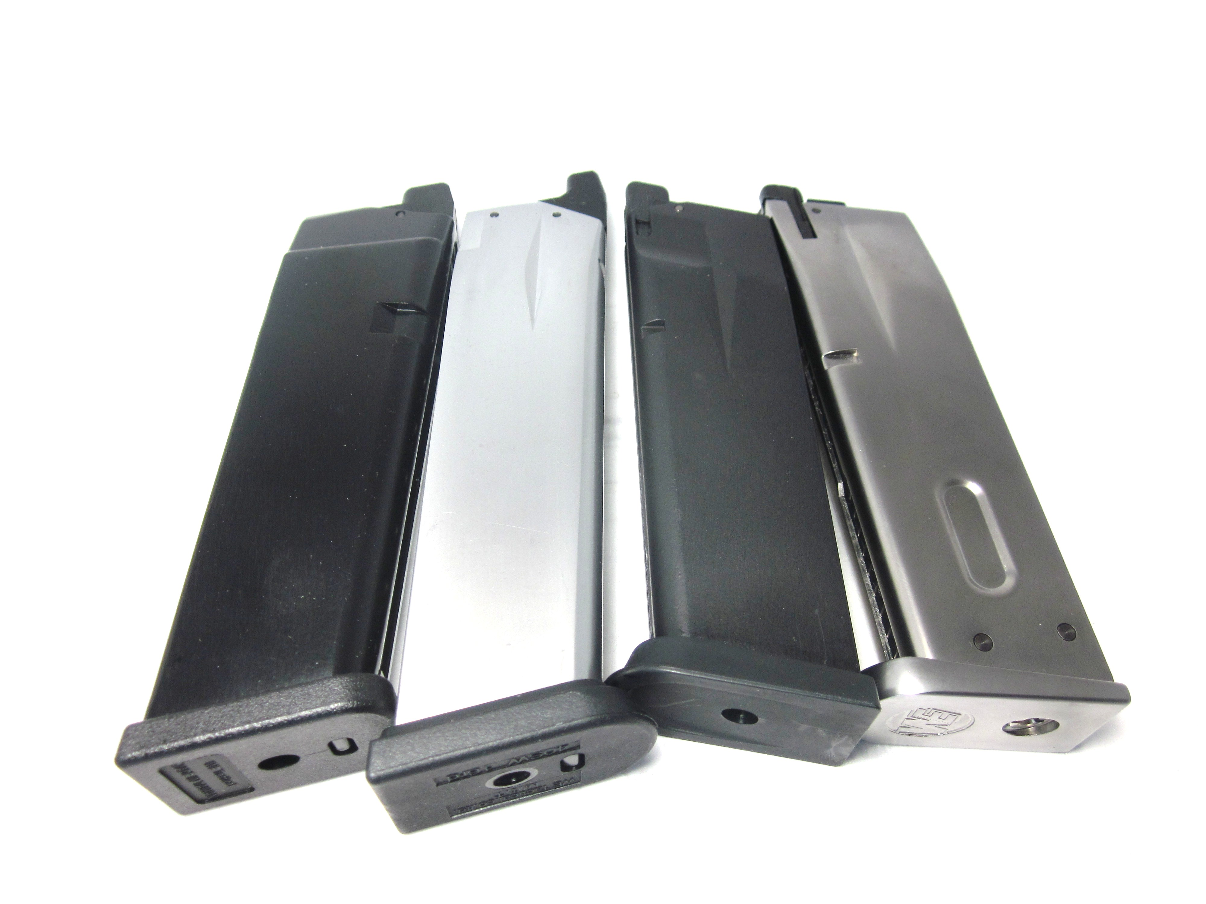 Gas Blowback Pistol Magazines